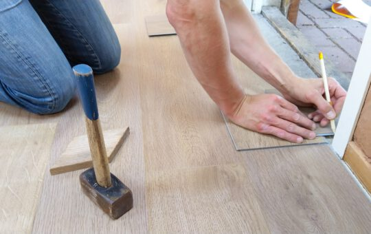 pvc laminaat vloeren